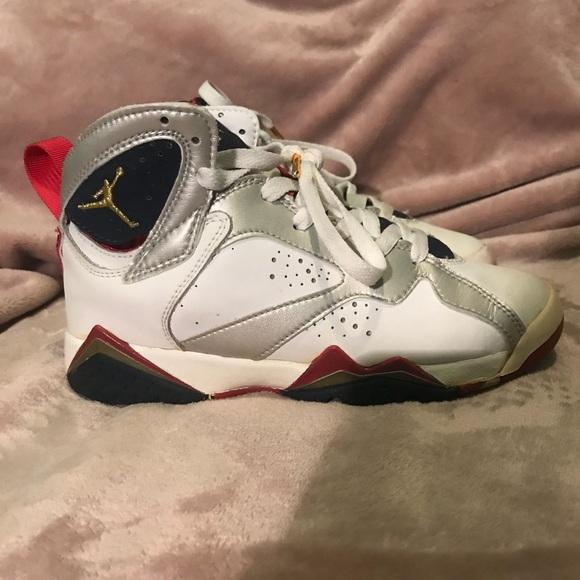 Jordan Shoes   Olympic 7s Jordans